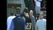 Ето Така се Oткъртва Баскетболният Ринг от Баскетболното Табло