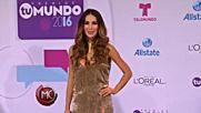 Al Rojo Vivo Best Dressed Premios Tu Mundo 2016 Catherine Siachoque
