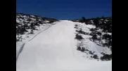 clip made by Milena - big ski jump 2