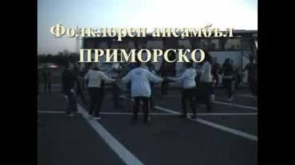 """Фолкорен анасамбъл """"приморско"""" (чехия 2012)"""