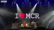 Liam Gallagher and Coldplay - Live Forever One Love Manchester