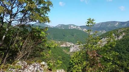 Ждрелото на р. Ерма, гр.трън, Стара планина