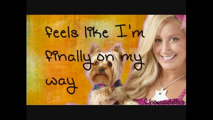 Ashley Tisdale - the rest of my life lyrics on screen