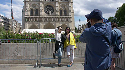 France: Worshippers not allowed in first Notre-Dame mass since fire