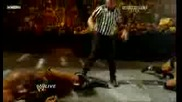 Wwe Raw 62209 - Hq Triple H vs. Randy Orton Wwe Championship Match Last Man Standing Part 23