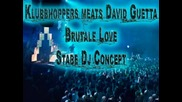 Brutale Love (stabe Concept) 2008 - Klubbhoppers David Guetta