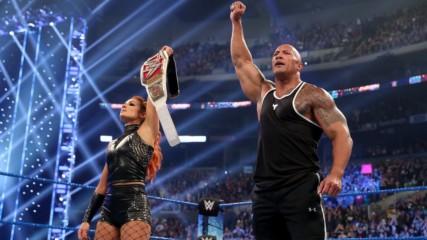 Todas las superestrellas estuvieron en el estreno de SmackDown en FOX: En Español, 10 Octubre 2019