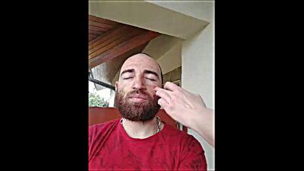 VankoG с маска за лице от Vertera Cosmetics part.1