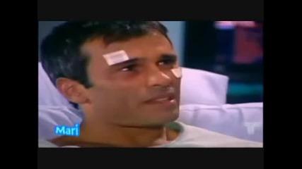 El rostro de Analia - Даниел и Ана (мариана) в болницата