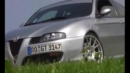 Alfa Romeo 147 Gta tuning - monster sound