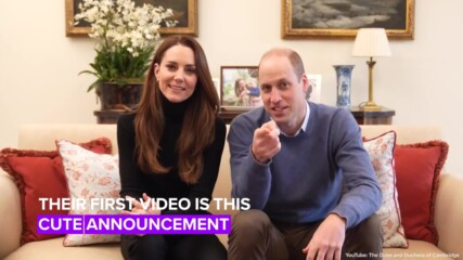 Will & Kate start YouTube channel & the comments are hilarious