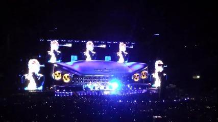 Bon Jovi live in Sofia 14.05.2013 livin on a prayer