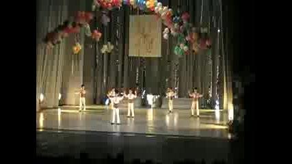Най - добрият детски танц