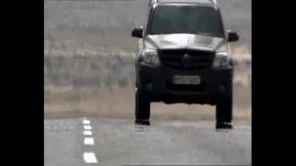 Mercedes - Benz Glk Class Extreme Testing