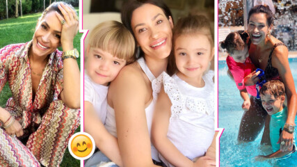 Теди Велинова откровена за децата, модата и новата работа