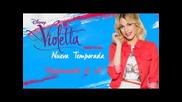 * Превод * Violetta 3: Martina Stoessel - Underneath it all