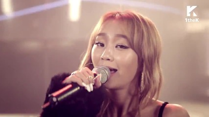(bg sub) Hyolyn, San E - Coach Me ft. Jooheon
