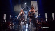 + Превод! Много добро изпълнение на живо! Madonna ft. Taylor Swift - Ghosttown