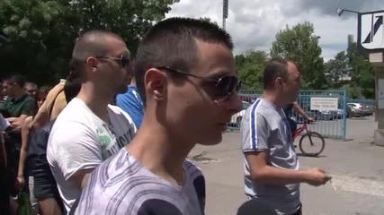 Билетите за Купата за феновете на Левски свършиха