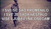 Mr.anhellito - Zasto Mi To Radis - [lyrics Video] 2015