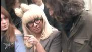 Lady Gaga обижда инвалиди заради изпълненията им на инвалидни колички