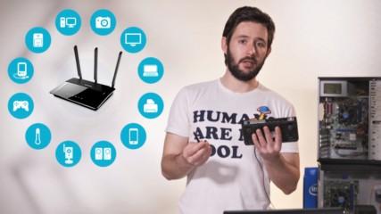 Как да ЗАСИЛИМ сигнала на Wi-Fi връзката