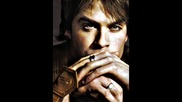 Ian Somerhalder (damon from The Vampire Diaries)