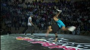 Red Bull Breaking Final 2011 feat. Lilou and Cico - Amman Jordan