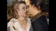 Keira Knightley & Orlando Bloom.