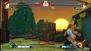 Street Fighter Iv Gameplay - Cammy