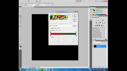 как да си направим един много лесен и интересен background със photoshop