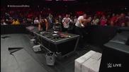 Dean Ambrose vs. Seth Rollins/ Дийн Амброус ср. Сет Ролинс