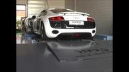Нереален звук от Audi R8 V10 Fsi