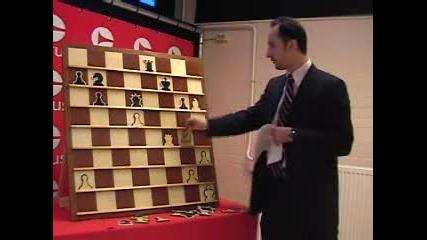 Пресконференция Топалов Корус 2007 Част 2