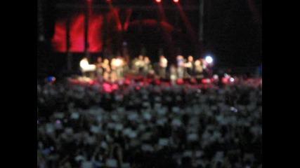Ceca Raznatovic - Zabranjeni Grad [live] Арена Армеец София