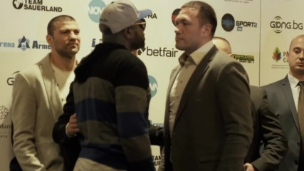 Pulev Vs Johnson Press