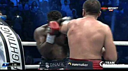 Кубрат Пулев спечели срещу Дерек Чисора