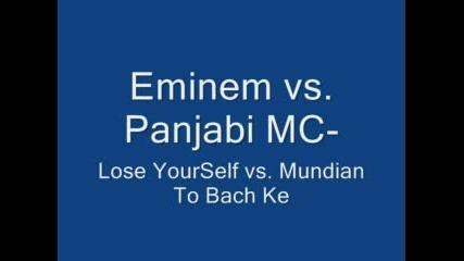 Eminem Vs Panjabi Mc