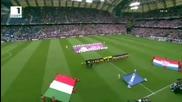 Италия - Хърватия 1:1 (14.06.12)