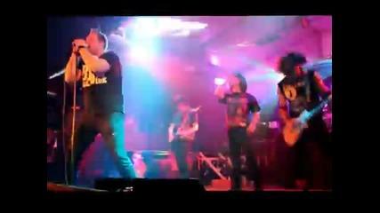 Defrage ~ Self ~ Esteem Nfs Live @ Varna, Bulgaria, Arena Music