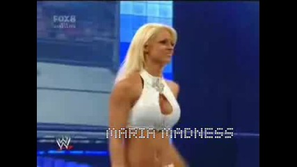 Wwe Maria Kanellis Vs Maryse