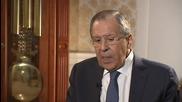 Russia: Turkey encroaching on Kurdish territory in Syria - Lavrov