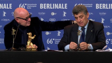 Germany: 'Fire at Sea' wins Golden Bear for best film at Berlinale