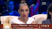 Невена Пейкова - X Factor Live (04.11.2014)