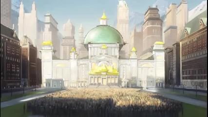The Last Airbender: The Legend of Korra Trailer