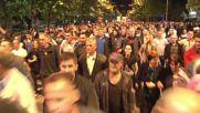 Montenegro: Protesters denounce PM Djukanovic's government in Podgorica