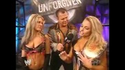 Wwe Ashley Massaro And Trish Stratus
