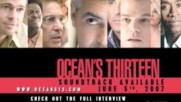 David Holmes - Ocean's Thirteen Soundtrack 30 Second Spot (Оfficial video)