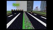 Minecraft Бързи и Яростни (по селски)