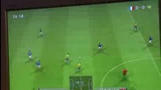 Pes 09 - Game play
